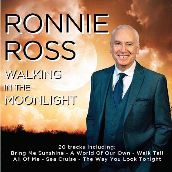 Ronnie Ross - Walking In The Moonlight