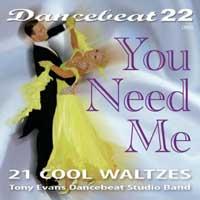 Dancebeat 22 - You Need Me - 21 Cool Waltzes